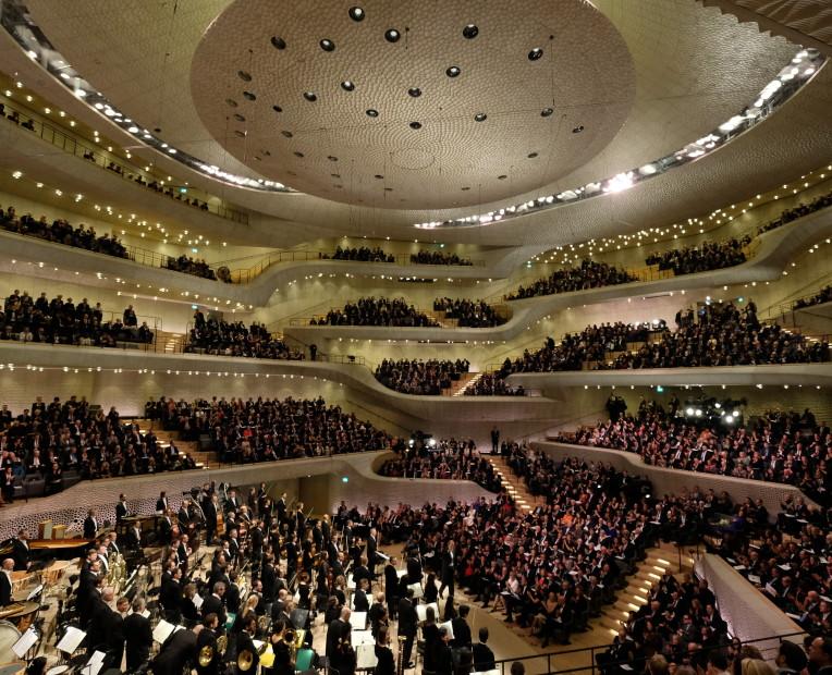 Konzerthaus der Superlative